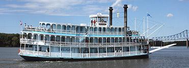 casino cruise mississippi river